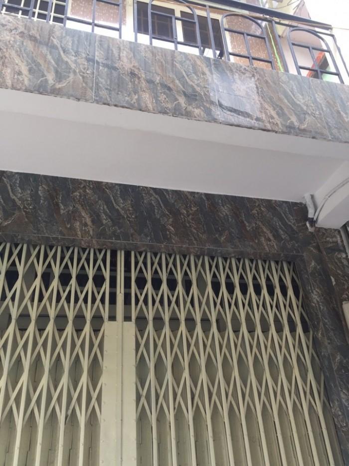 Nhà MT Lê Niệm, gần Đinh Liệt, Dt 2.9m(3.2m) x 18m. 1 lầu