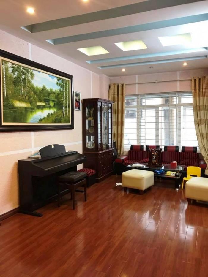 4.7 tỷ sở hữu nhà 54m 5 tầng ngõ 89 Lạc Long Quân, Tây Hồ.