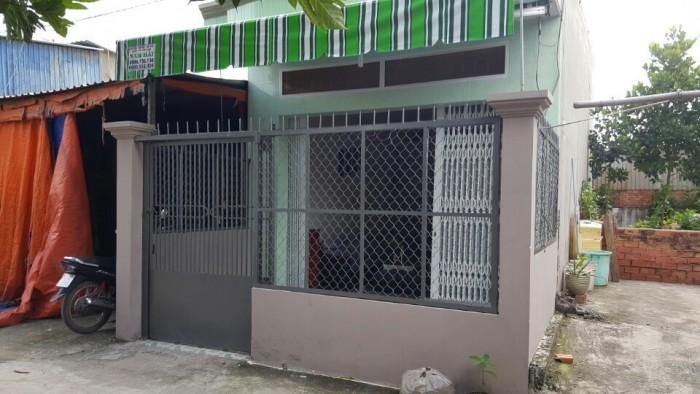 Bán nhà hẻm 827 tỉnh lộ 10 Phường Bình Trị Đông B Quận Bình Tân