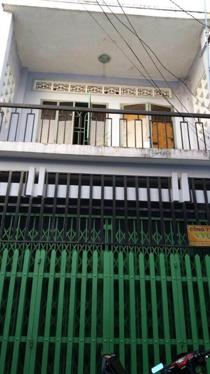 Bán nhà hẻm 109 Bình Trị Đông Q Bình Tân - DT 40m2