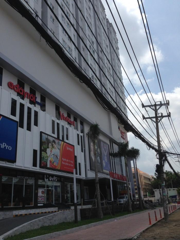 Bán lại căn hộ Officetel - Richmond city - Nguyễn Xí liền kề Phạm Văn Đồng và Đinh Bộ Lĩnh