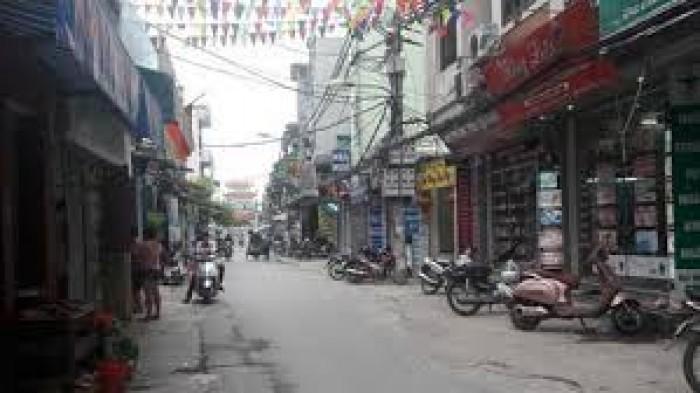Bán gấp đất mặt phố Phú Đô, diện tích lớn, kinh doanh tốt