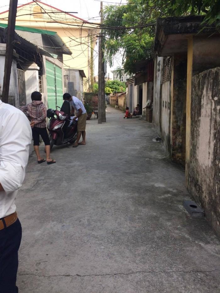 Gia đình cần bán lô đất 90m2 cực kì đẹp, tại Cửu Việt 2, TT Trâu Quỳ, Gia Lâm