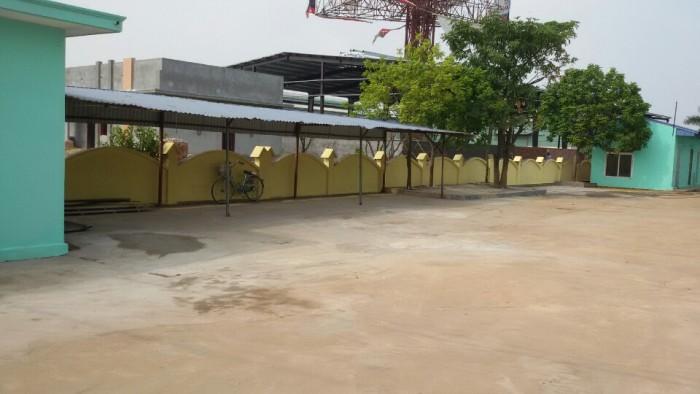 Cho thuê nhà xưởng ở TP Hải Dương mặt QL5 DT 2700m khuôn viên 4500m