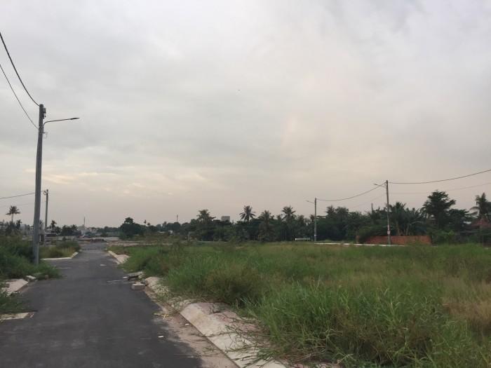Bán 9.000 m2 đất SXKD mặt tiền TL 852, Xã Tân Lộc, Tân Dương, Lai Vung, Đồng Tháp