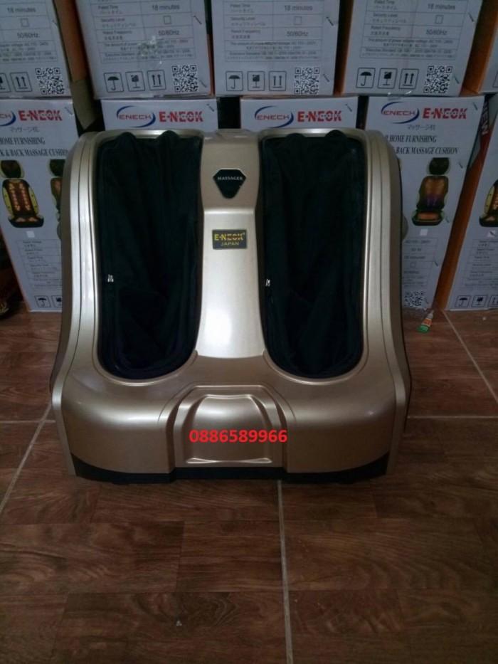 Máy massage chân C02 Nhật Bản massage bàn chân , Bắp chân cùng lúc