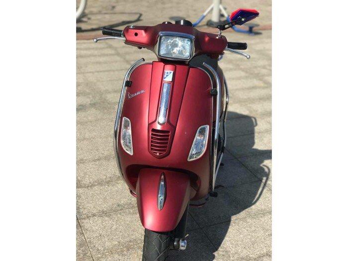 Vespa S đèn vuôg 125 chính chủ 2011 3