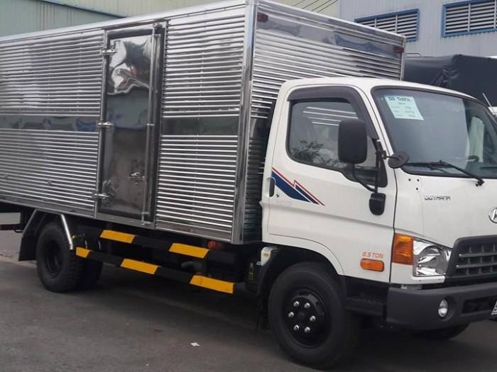 Xe Tải Hyundai HD99 6,5 tấn Đô Thành. Khuyến Mãi Trước Bạ 100% Giao Xe Ngay