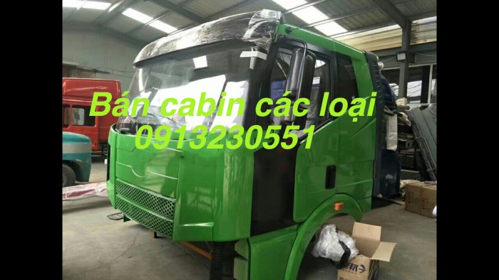 Bán cabin faw chenglong thaco đầu kéo tải ben đẹp