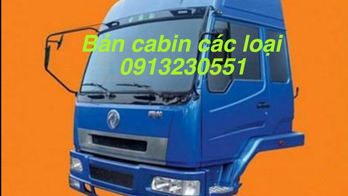 Bán cabin chenglong 609, dongfeng thaco new