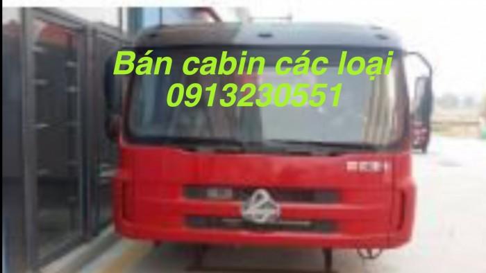 Bán cabin chenglong m53 - 507 nóc cao dongfeng thaco Cửu Long howo mới đủ dạng