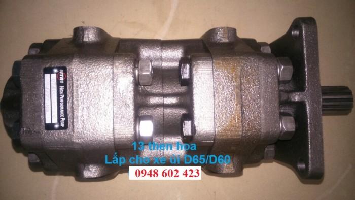 Bơm thủy lực xe ủi D60, D65.