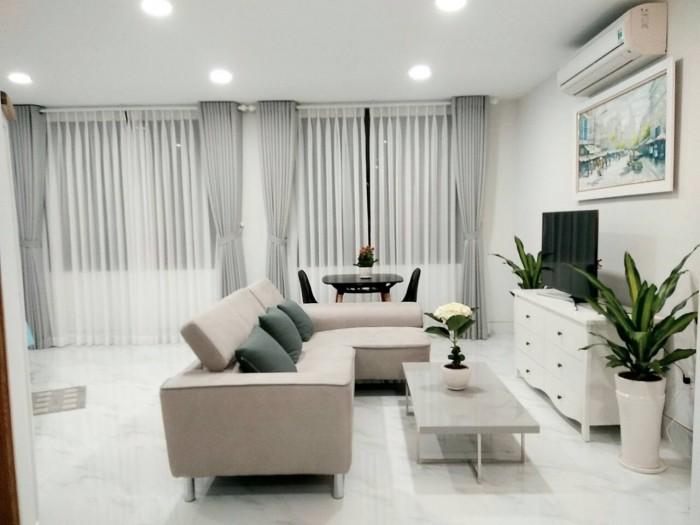 Cho thuê căn hộ gần quận 1giá rẻ full nội thất như hình