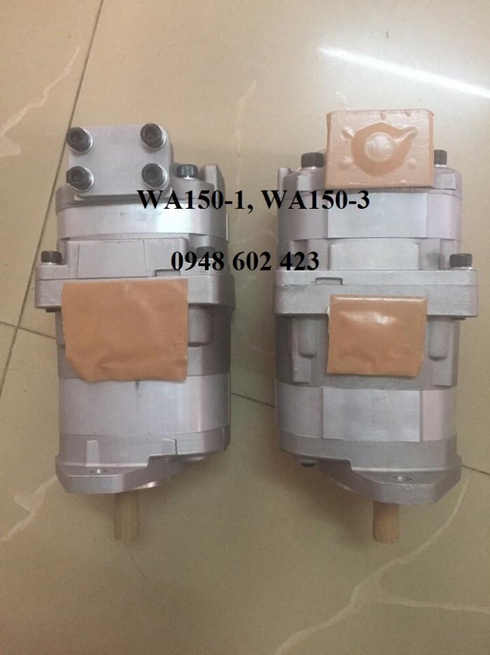 Bơm bánh răng WA150-1, WA150-3.