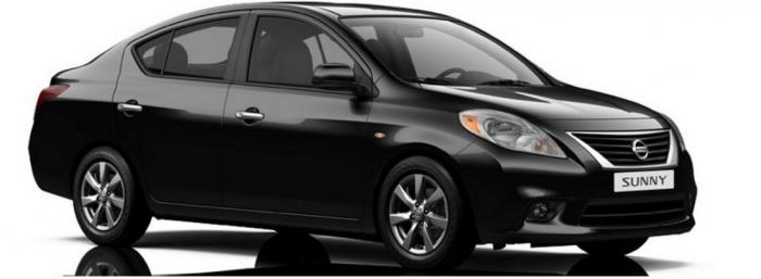 Nissan Sunny XL (MT)