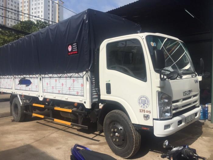 Isuzu Khác sản xuất năm 2017 Số tay (số sàn) Dầu diesel