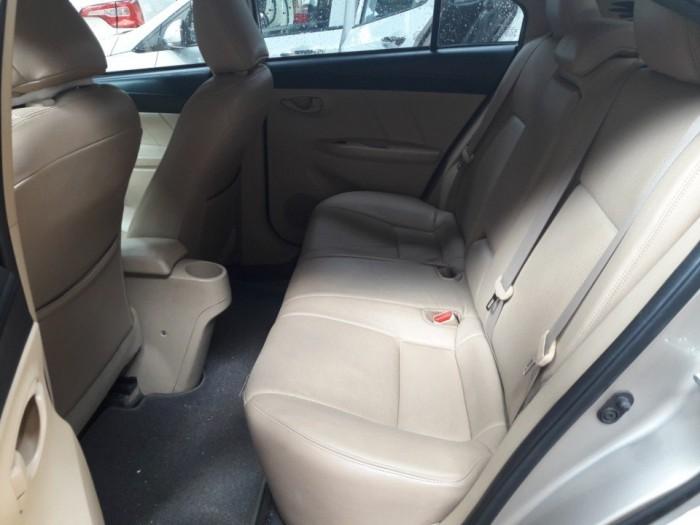 Bán Toyota vios  E 1.5MT màu hồng phấn biển SG 2015 4