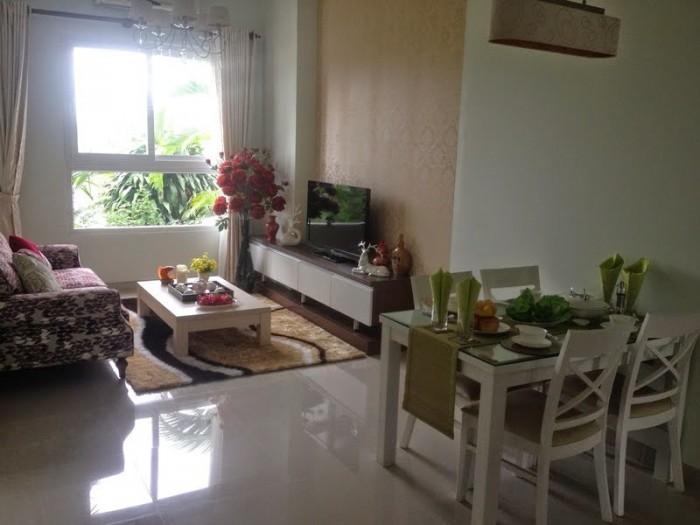 Cần cho thuê căn hộ Tôn Thất Thuyết ,Quận 4. DT : 65m2 , 2pn