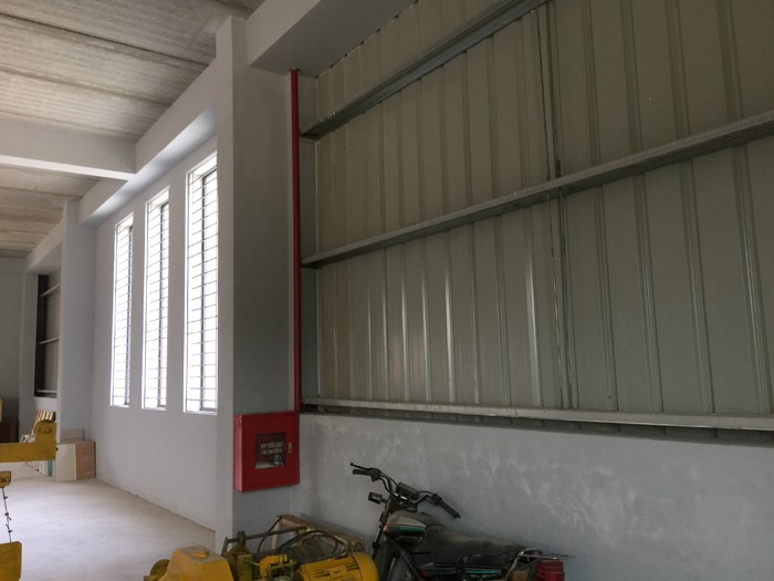 Cho thuê nhà xưởng 812mx2T tại Phúc Thọ Hà Nội giá rẻ mới xây