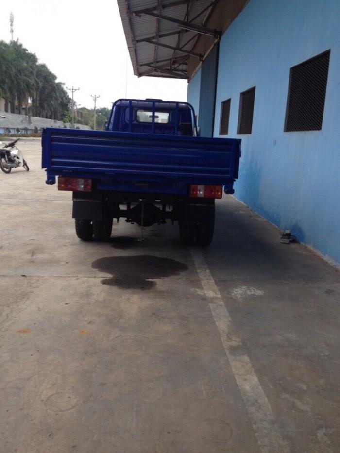 Bán xe tải thùng lửng vinaxuki 1980TL