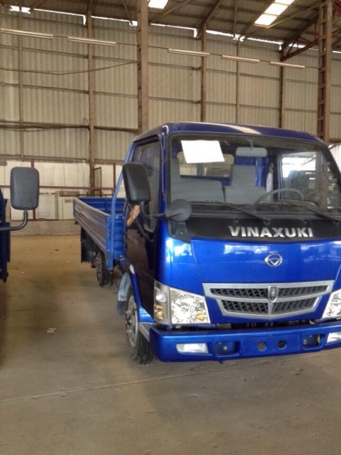 Bán xe tải thùng lửng VINAXUKI 1240T