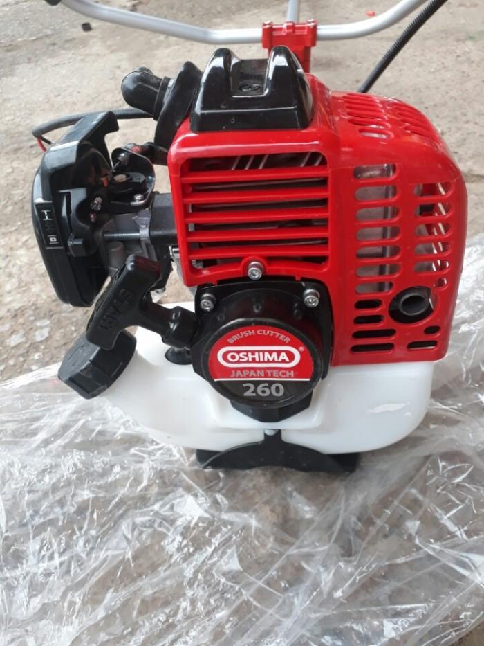 máy cắt cỏ oshima 260 siêu bền khỏe lại tiết kiệm nhiên liệu0