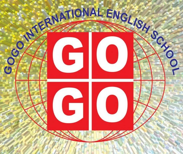 logo trung tâm anh ngữ quốc tế GoGo