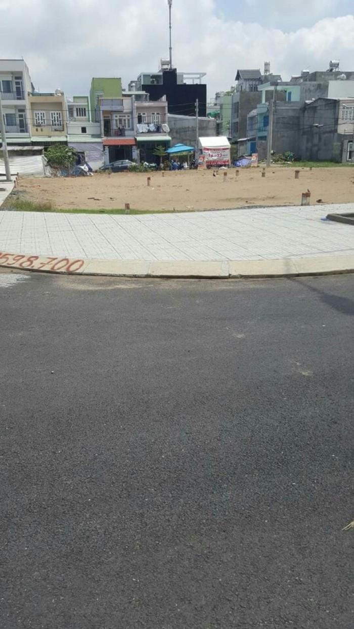 Đất nền ngay cảng phú hữu quận 9, đã có sổ riêng, chỉ 23tr/m2