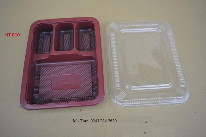 Hộp nhựa Microwave vuông, Hộp microwave tròn...dùng được trong lò vi sóng0