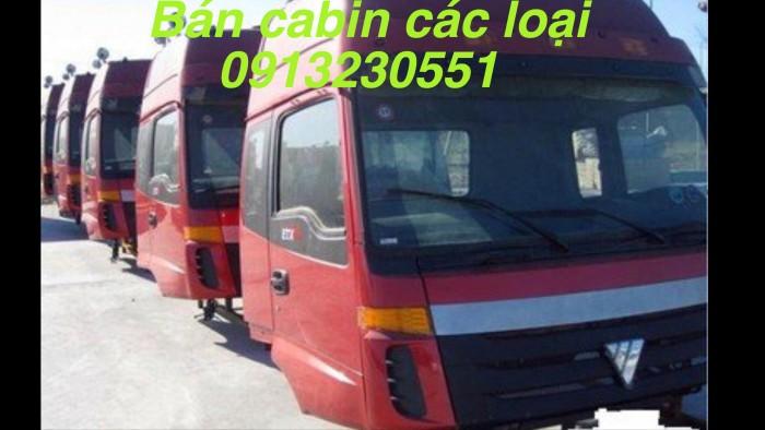 Bán cabin foton auman Cửu Long thaco dongfeng máy Trung Quốc