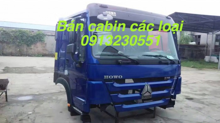 Bán cabin howo dongfeng foton auman chiến thắng