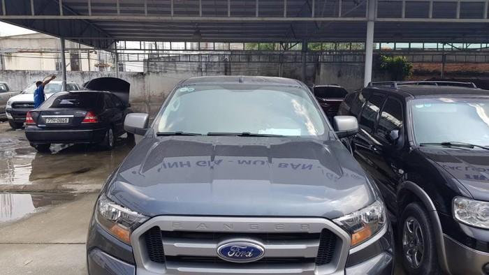 Ford Ranger Xls At 2015 Xanh Phom Mới