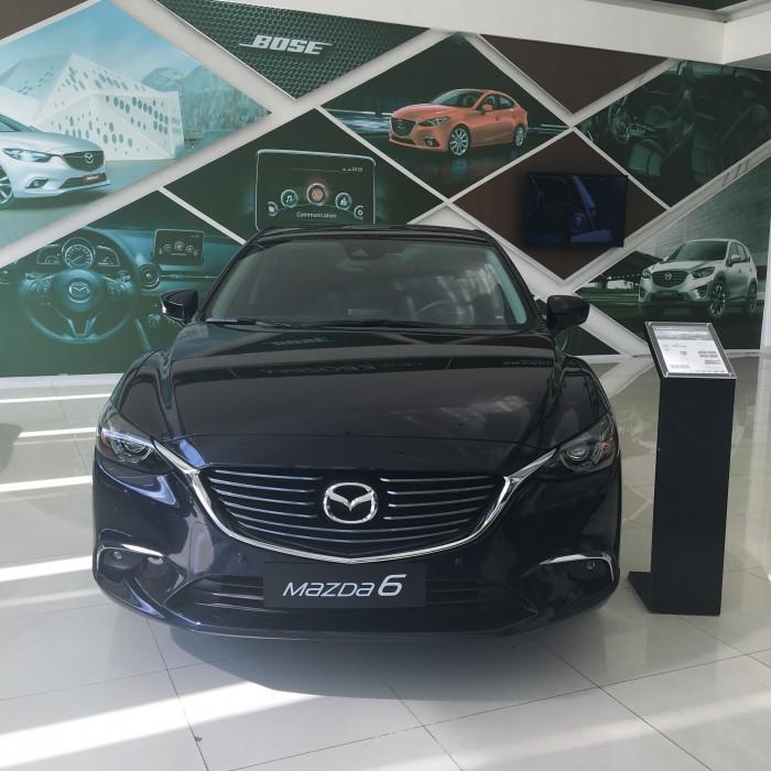 Mazda 6 2.0 Premium + Xe bảo hành lên đến 5 năm!