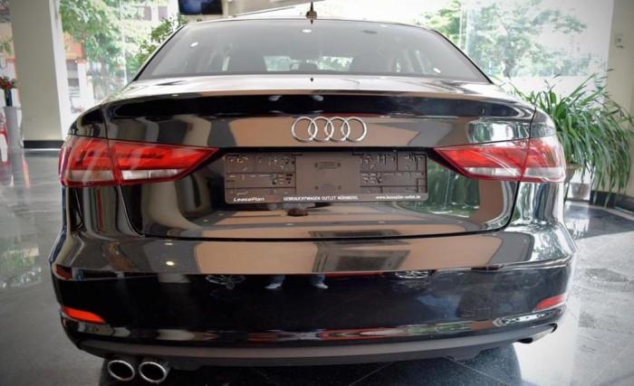 Audi A3 sản xuất năm 2016 Số tự động Động cơ Xăng