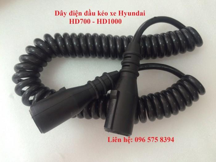 Dây điện đầu kéo xe Hyundai  HD700 - HD1000 MPT: 37510UA710