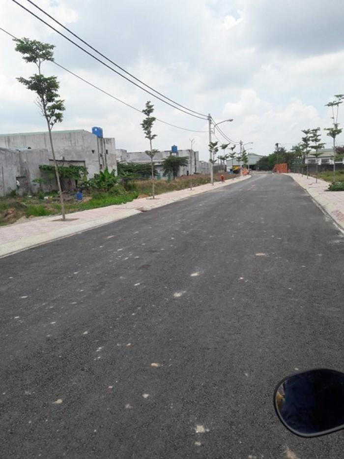 Bán gấp đất thổ cư gần tu viện Khánh An KDC An Phú Đông
