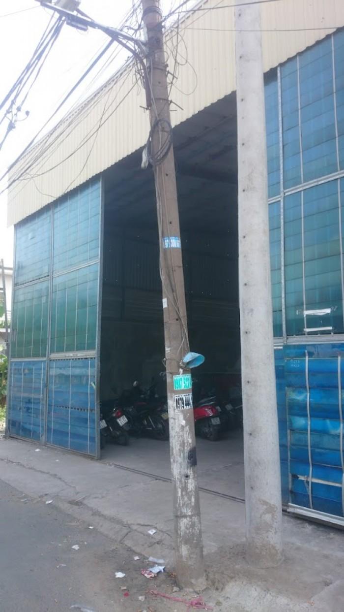 Bán Nhà Xưởng Hóc Môn , Dt 977M2,  Shr, Đường 12M