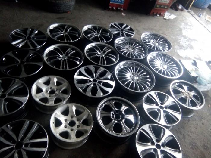 Mâm lốp xe ôtô 3