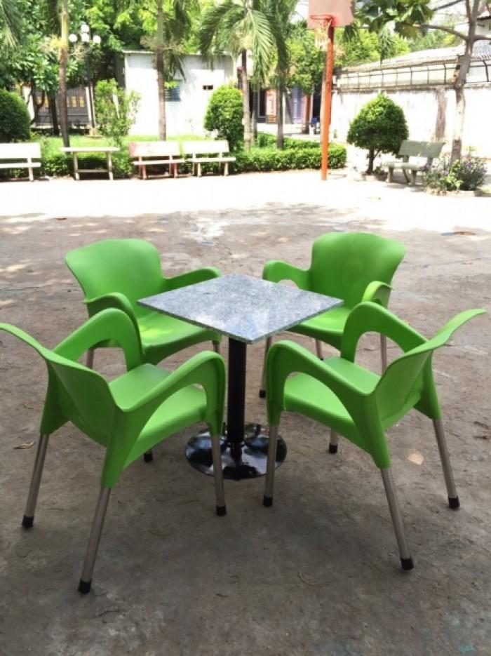 Cần thanh ý gấp số lượng lớn bàn ghế cafe nhiều loại (ghế nhựa đúc,nhựa giả mây)2