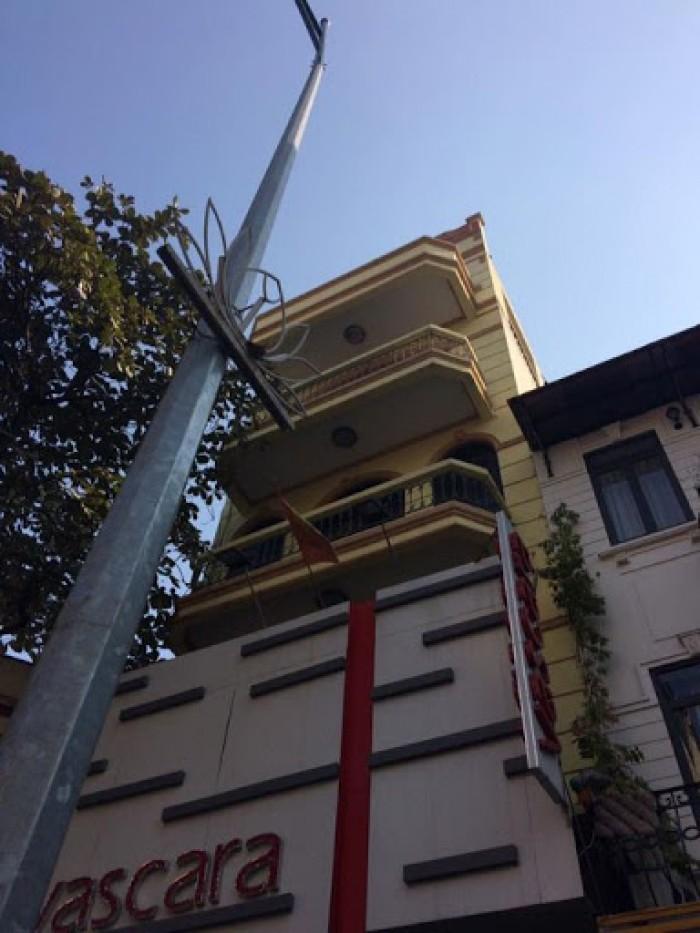 Bán gấp mặt phố Nam Thành Công, dt 70m2, 5 tầng đẹp, MT 12m , lô góc