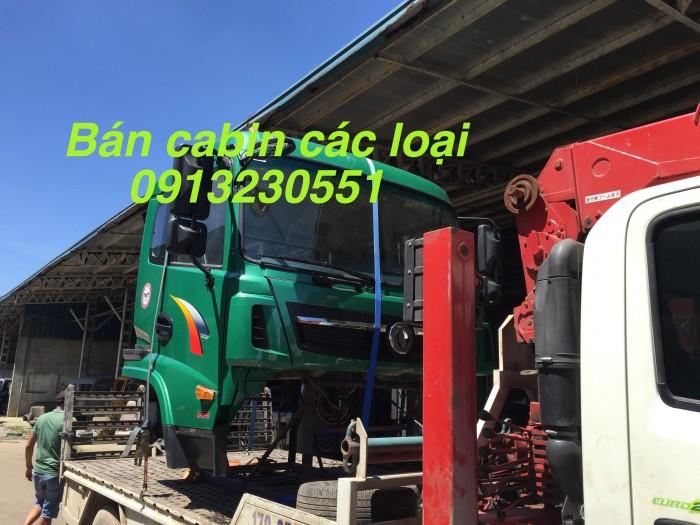 Bán cabin Cửu Long tmt thaco forland howo dongfeng dayun các loại