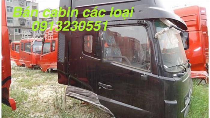 Bán cabin c&c các loại howo jac kia huyndai