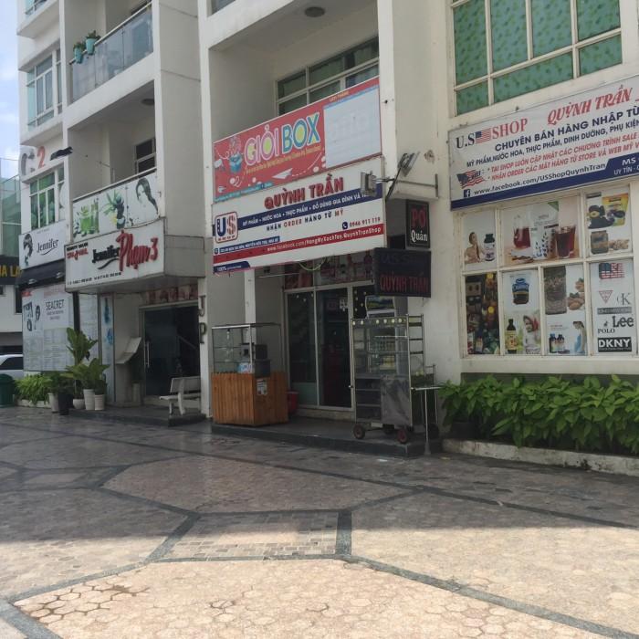 Cho thuê shophouse chung cư New Sai Gon, phù hợp việc kinh doanh