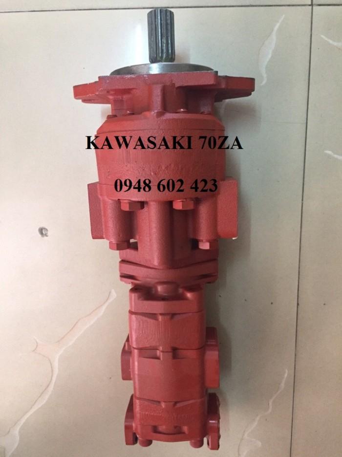 Bơm thủy lực Kawasaki 75ZA.