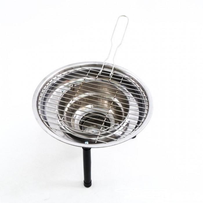 Bếp nướng than hoa cỡ nhỏ xách tay tiện lợi hàng Việt Nam Phù Đổng PD17 K114