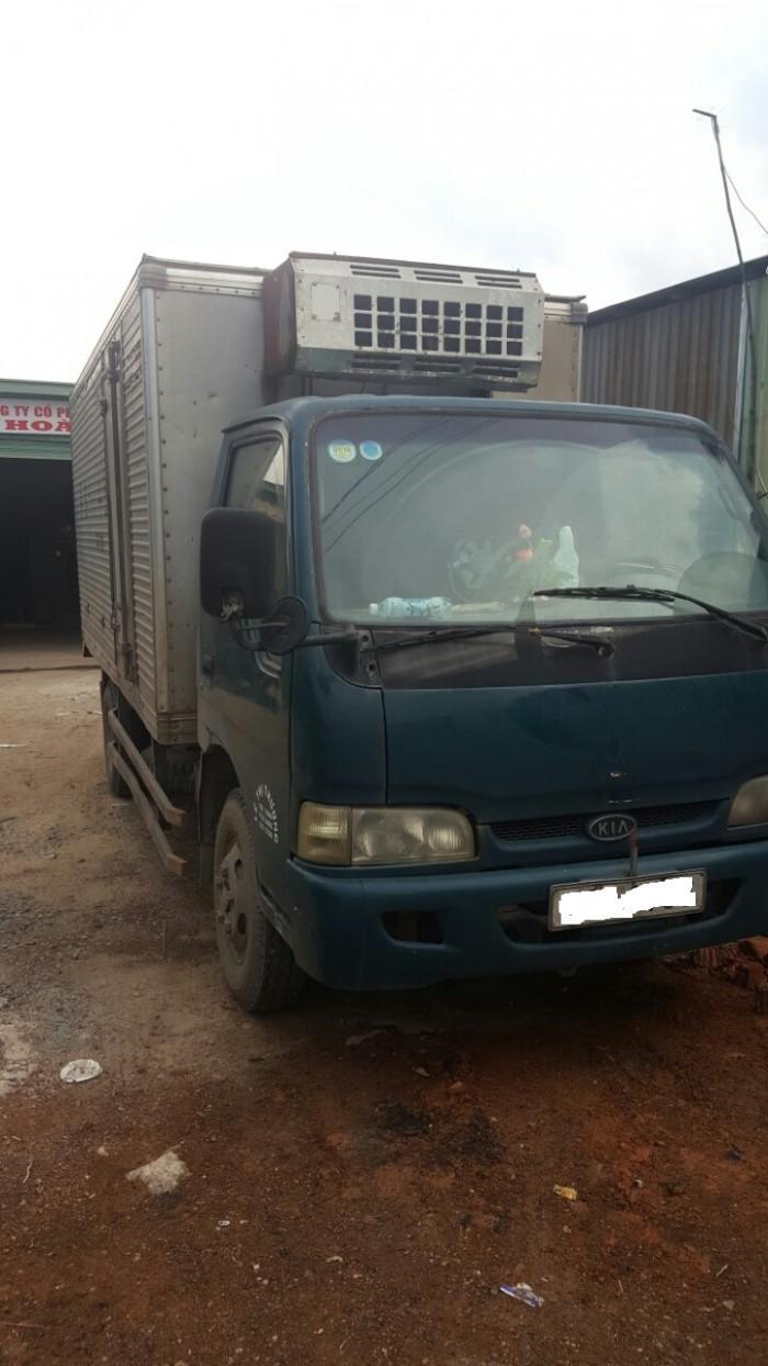 Kia Khác sản xuất năm 1999 Số tay (số sàn) Xe tải động cơ Dầu diesel