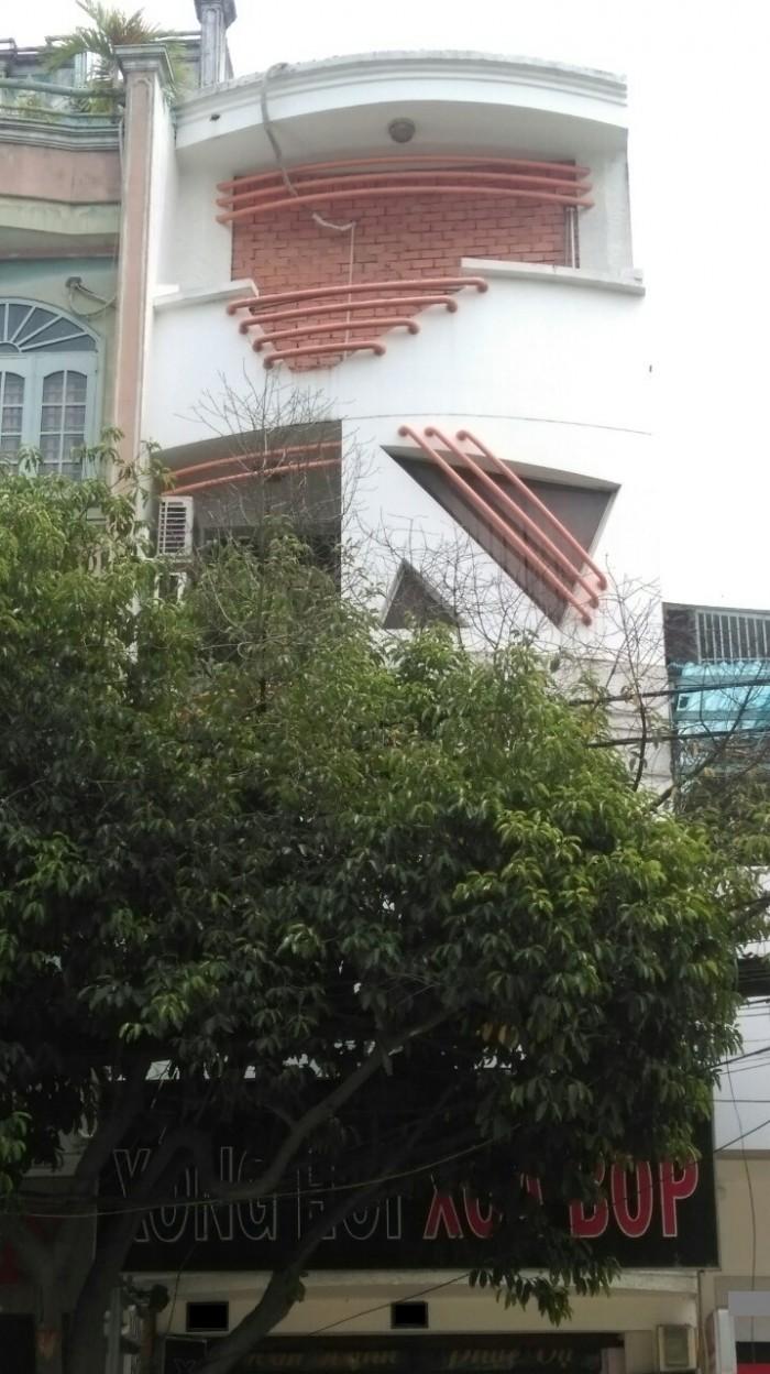 Bán nhà MT Gò Dầu, P.Phú Thạnh: 4x16m