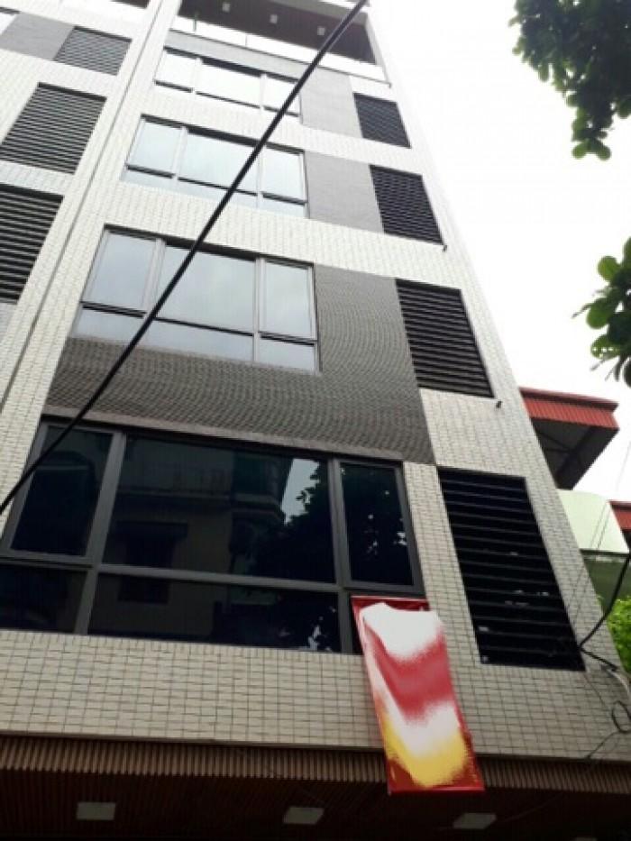 Chính chủ cần bán căn nhà 12 tầng x 86m, phố An Trạch, Đống Đa, Hà Nội.