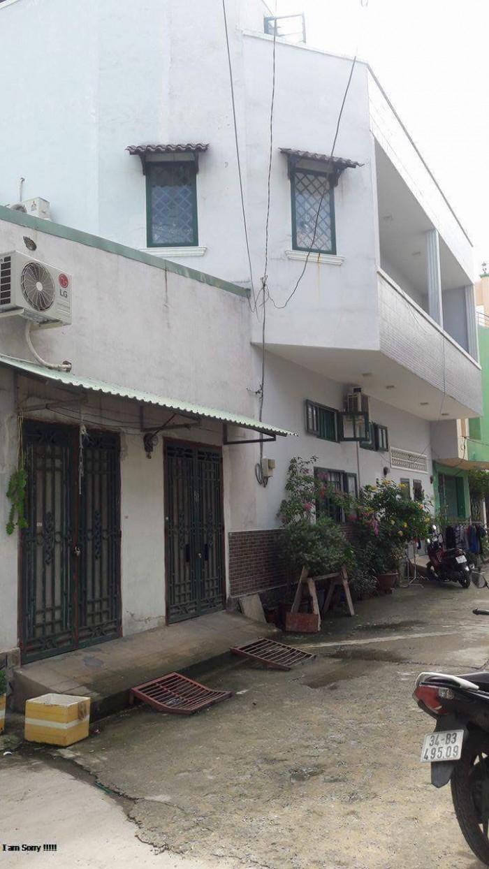 Nhà H4m Phan Xích Long, P.3, Phú Nhuận, 5,2x20(nở hậu 6,4), Trệt, 2 Lầu