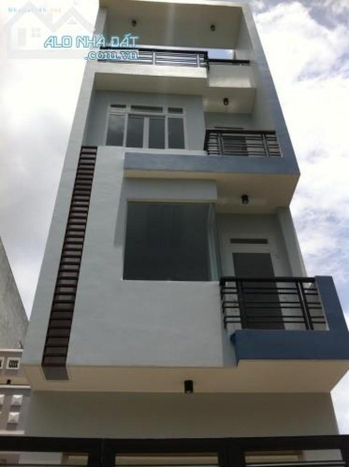 Cần bán nhà mặt tiền đường Huỳnh Thúc Kháng p4 332m2